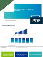 Promoting Infrastructure Financing as an Asset Class