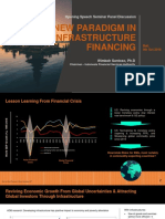 New Paradigm in Infrastructure Financing