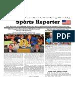 October 17 - 23, 2018  Sports Reporter
