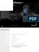 IsatPhone Pro User Guide