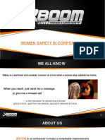 Women Safety in Corporate