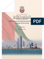 Abu Dhabi Specification for Backfilling