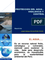 Proteccion Del Agua Vigilancia y Control
