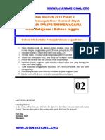 Latihan Un Paket2 Bahasa Inggris Kode 02