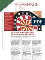 Un Nuovo Paradigma della Comunicazione Strategica