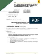2do Informe Proyecto de Investigación Fisica