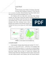 Gambaran Umum Wilayah Kampung Naga
