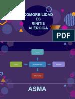 Comorbilidades rinitis alérgica