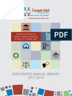 Legal Aid SA Annual Report 2017- 2018 F