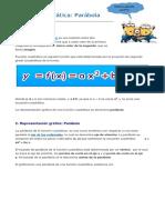 Función cuadrática para estudiantes.pdf
