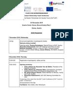 Uploaded Draft Agenda Youth for Entrepreneurship