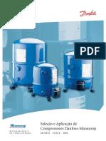 SeleçãoeAplicaçãodeCompressoresDanfossManeuropBR10042800.pdf