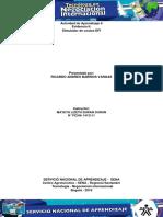 Actividad 6 Evidencia 6 Simulador de Costos DFI