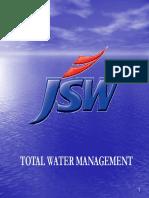 Total Water Management by Industry_A Case Study of JSW Steel_Vijayanagar_Karnataka_2008