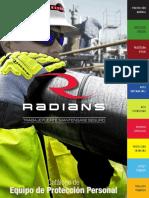 Catalogo uniformes RADIANS
