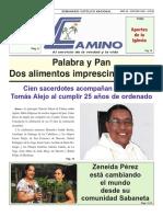 Semanario Católico Camino 12.08.2018
