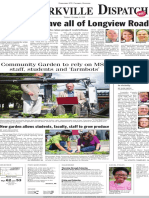 Starkville Dispatch eEdition 10-16-18