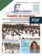 Seminario Católico Camino 17 de junio, 2018