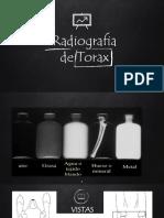 radiografia de Torax
