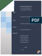 Informe Globalizacion y Competitividad