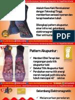 K-Gentleman Energy Socks K Link Di Bolaang Uki WA 08114494181
