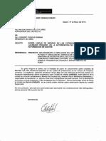 Carta de Justificacion de Unidad Medida