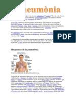 La Pneumonia