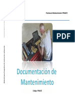 Documentacion de Mantenimiento.