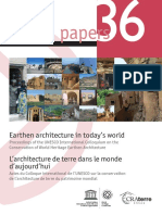 Earthen Architecture in Todays World