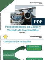 Procedimiento de Carga y Vaciado de Combustible en Aviacion.