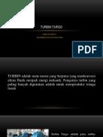 Turbin Turgo Fix