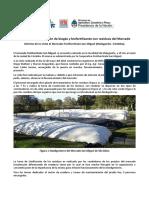 Proyecto Generacion Biogas Fertilizante Con Residuos Del Mercado