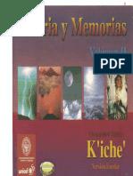 memorias kiche