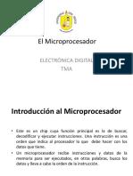 El Microprocesador (ELECTRÓNICA DIGITAL)