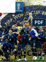 2018 Fifa World Cup Russia Technical Study Group Report
