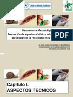 Herramienta Metodologica Para Promocion de Espacios Saludables
