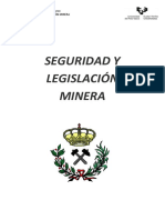 Apuntes Legislacion y Seguridad Minera