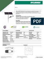 Led Street Solar Kit Zd216 20w Nw v2 (Ficha)