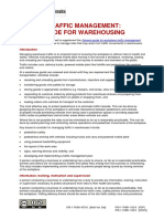 Traffic Management Guide Warehousing