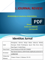 Critical Journal Review