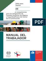 Manual Del Trabajador Chile