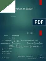 Guia10. Ecuación Diferencial de Clairaut