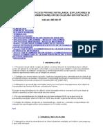 Me_002-1997 - Manual de Specificaţii Privind Instalarea, Exploatarea Şi Mentenanţa Schimbătoarelor de Căldură Din Instalaţii