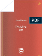 2523185 Phedre Jean Racine
