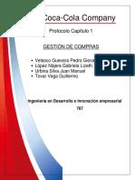 Protocolo Capitulo 1 the Coca