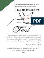 Orientações Práticas Para Auxiliares de Consulta