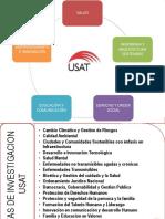 Lineas de Investigacion - USAT