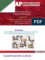 3 Clasificacion Clinica y Psicopedagogicapptx