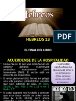 Hebreos 13 FINAL