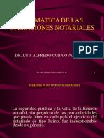 Dogmatica de Las Operaciones Notariales - Cuba Ovalle